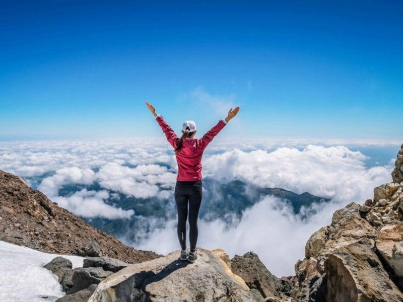 Mount Taranaki Summit